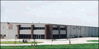 Victor Plastics Inc.'s headquarters moved to the North Liberty Division.V
